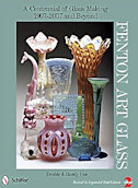 Fenton Art glass 1907-2007