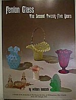 Fenton 2nd glass book
