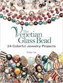 Jewelry projects with Venetian glass beads 2012