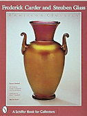 Book on Carder and Steuben glass